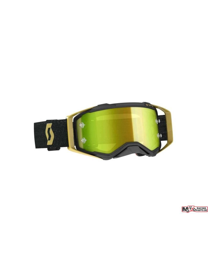 Scott Prospect Goggle Black / Gold screen Yello w