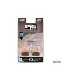 Brake pads Carbone Lorraine E-bike 4052ECX Shimano Saint BR..