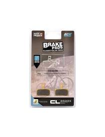 Brake pads Carbone Lorraine E-bike 4055ECX Shimano