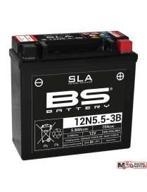 Battery BS12N5.5-3B SLA 5,5Ah 138x61x131mm
