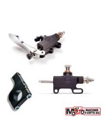 Pack thumb brake Discacciati with foot pump