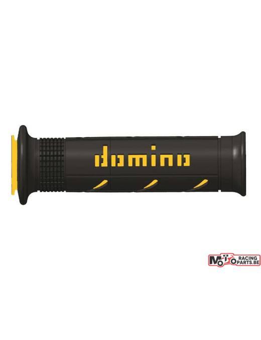 Grip coating Domino XM2 Super Soft Black/Yellow
