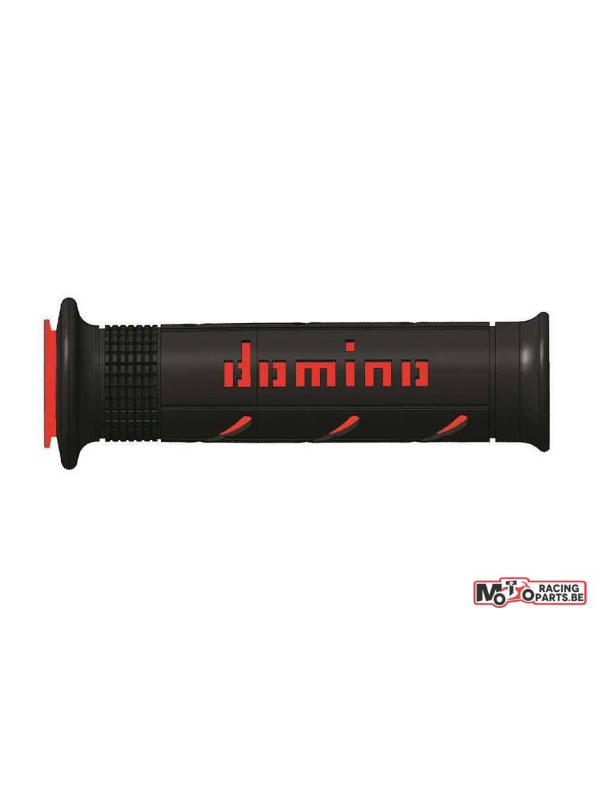 Grip coating Domino XM2 Super Soft Black/Red