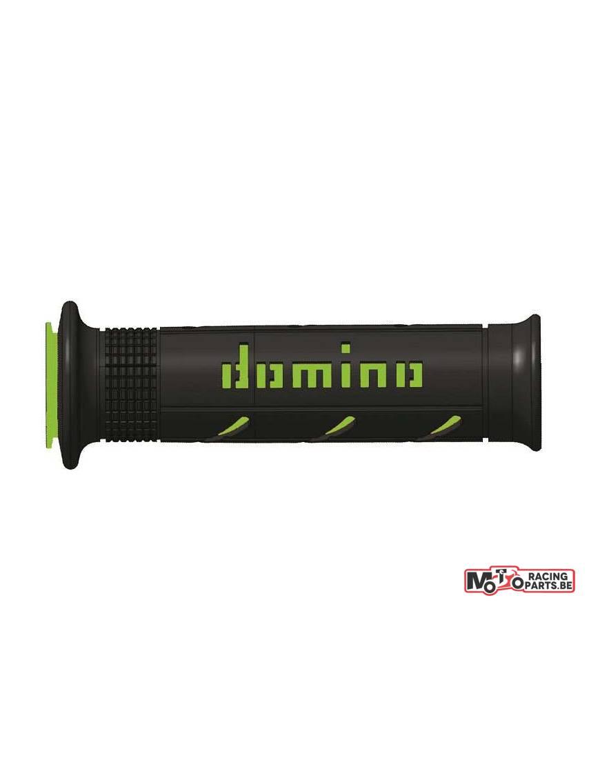 Grip coating Domino XM2 Super Soft Black/Green