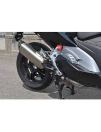 Patins de protection Top Block BMW C600 Sport 2012 à 2013