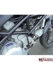 Roulettes de protection Top Block Ducati Monster 620/695/696/796/600/800/1100/1000/S2R/S4R