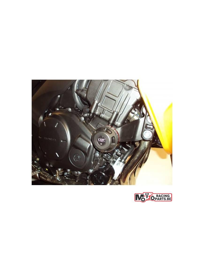 Roulettes de protection Top Block Honda CBF1000f 2010 à 2012