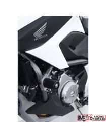 Patins de protection Top Block Honda NC 700 X 2012 à 2013