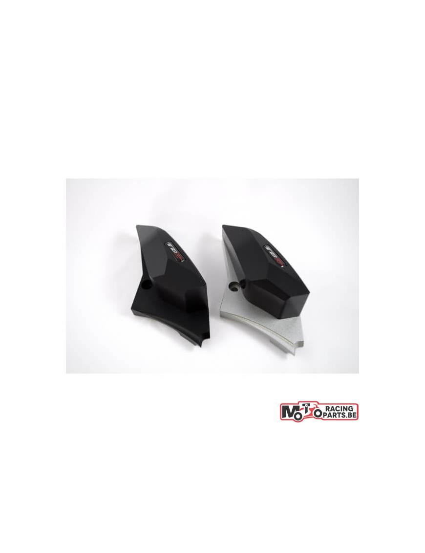 protection pads top block kawasaki z800 2013. Black Bedroom Furniture Sets. Home Design Ideas