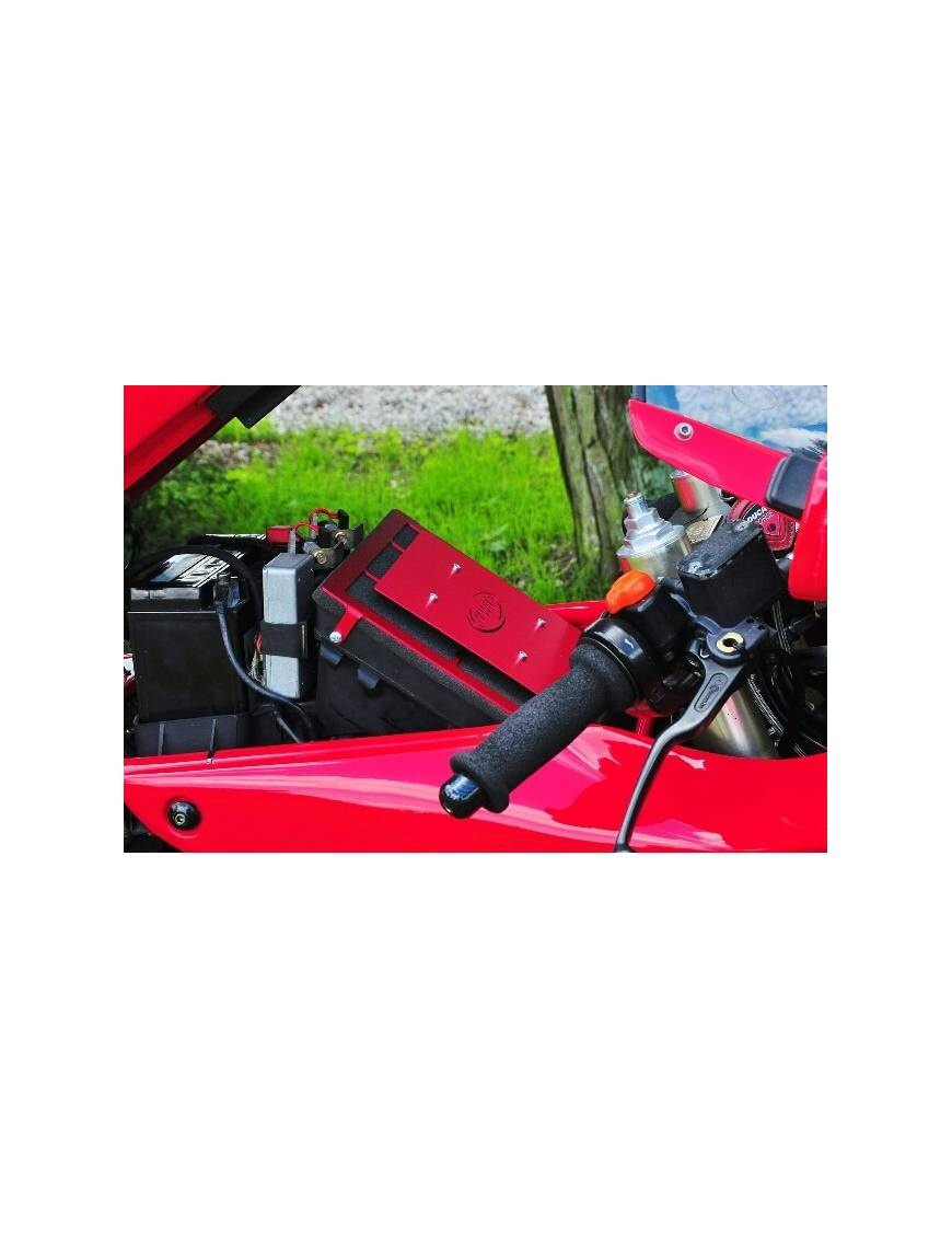 Filtre à air MWR Performance / High Efficient Ducati 851/888/Monster/Supersport/ST2/ST3/ST4