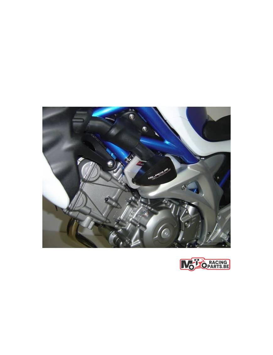 Patins de protection Top Block Suzuki Gladius 650 2009 à 2013