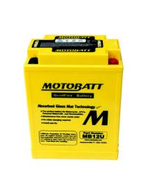 Batterie Motobatt MB12U 15,0Ah / 134x80x161mm