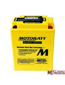 Batterie Motobatt MB12U 15,0Ah / 134x80x161mm