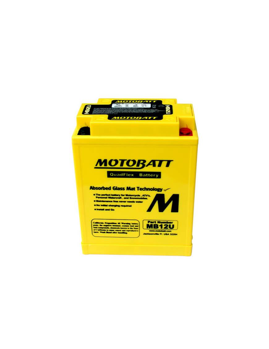 Battery Motobatt MB12U 15,0Ah / 134x80x161mm
