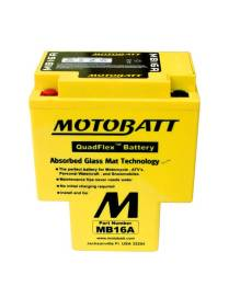 Battery Motobatt MB16A 17,5Ah / 151x91x181mm