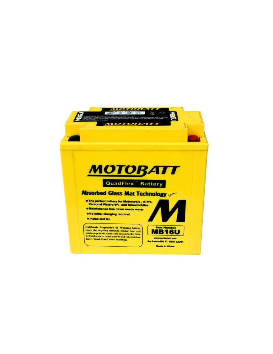 Battery Motobatt MB16U 20Ah / 160x90x161mm