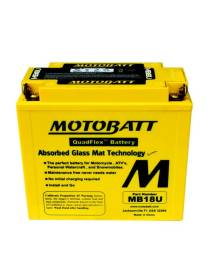 Battery Motobatt MB18U 22,5Ah / 180x90x162mm