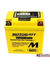 Batterie Motobatt MB3U 3,8Ah / 98x56x110mm
