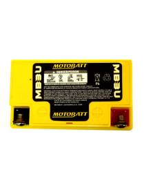 Batterie Motobatt MB3U 3,8Ah / 98x56x110mm
