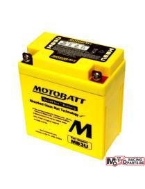 Battery Motobatt MB3U 3,8Ah / 98x56x110mm