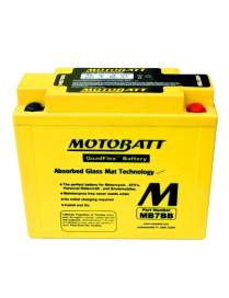 Batterie Motobatt MB7BB 9Ah / 150x60x130mm