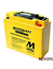 Batterie Motobatt MB7BB 9Ah / 150x60x130mm