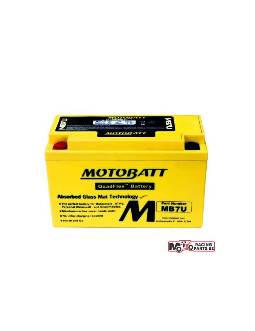 Batterie Motobatt MB7U 6,5h / 151x65x94mm