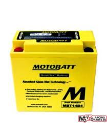 Battery Motobatt MBT12B4 11Ah / 150x70x130mm