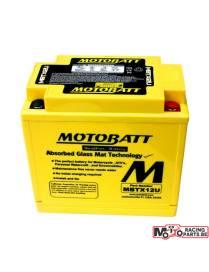 Batterie Motobatt MBTX12U 14Ah / 151x87x130mm