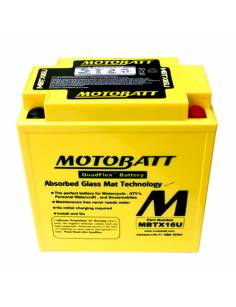 Battery Motobatt MBTX16U 19Ah / 151x87x161mm