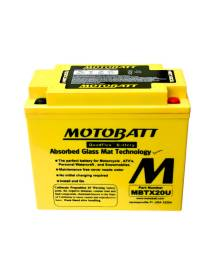 Battery Motobatt MBTX20U 21Ah / 175x87x155mm
