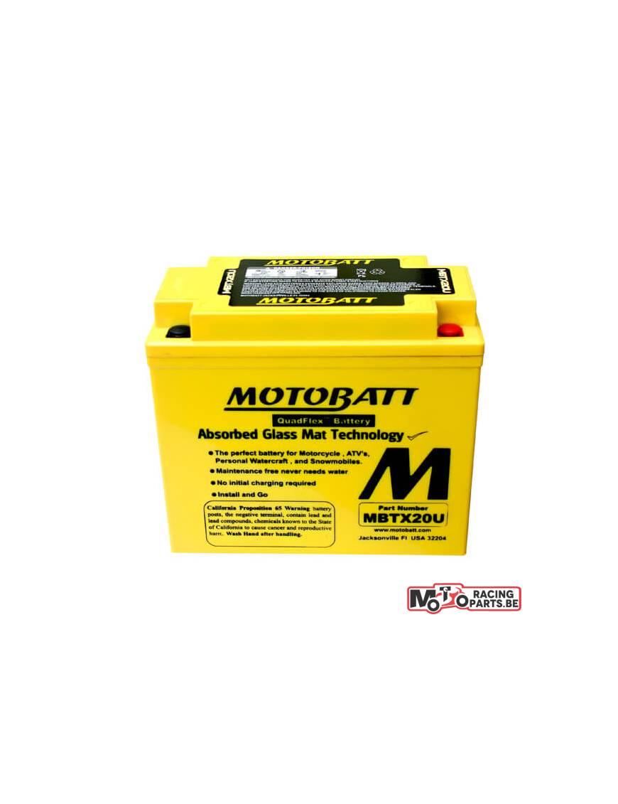 Battery Motobatt MBTX20U 21Ah / 175x87x155mm