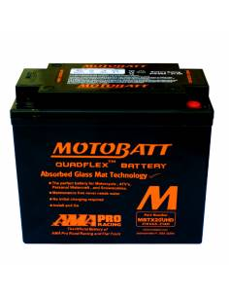Batterie Motobatt MBTX20UHD 21Ah / 175x87x155mm