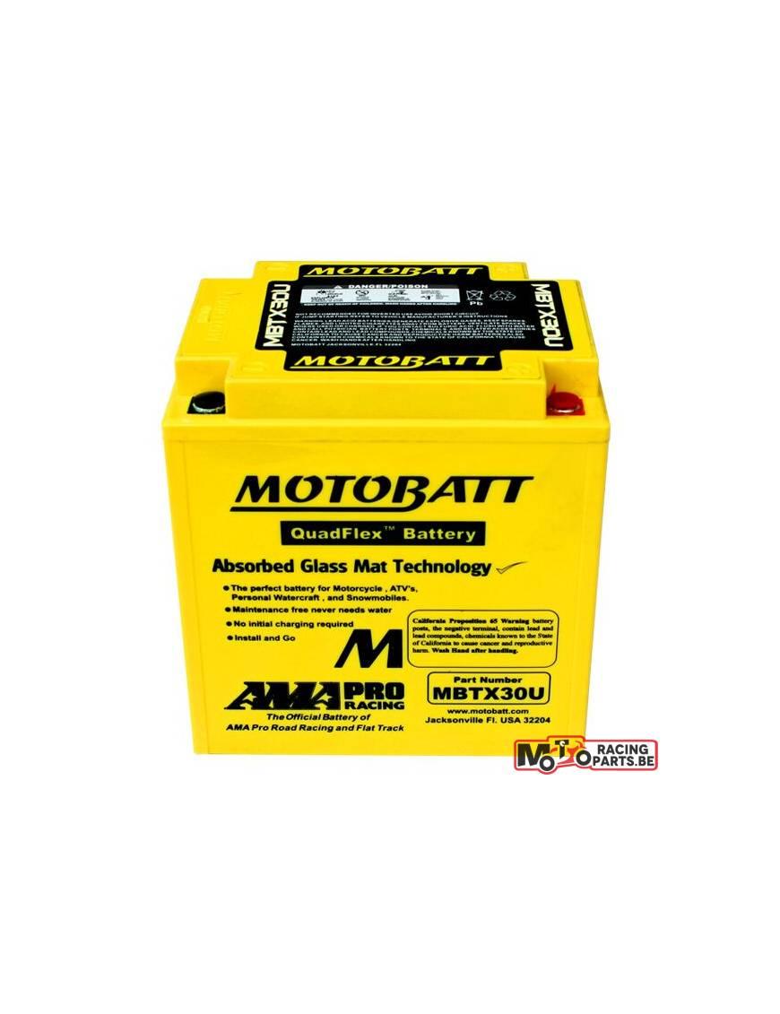 Batterie Motobatt MBTX30U 32Ah / 166x126x175mm