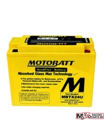 Batterie Motobatt MBTX24U 25Ah / 205x87x162mm