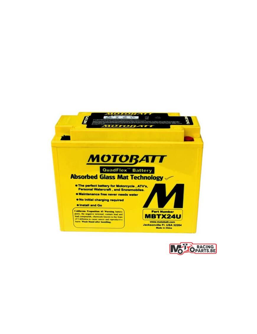 Battery Motobatt MBTX24U 25Ah / 205x87x162mm