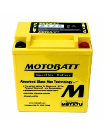 Batterie Motobatt MBTX4U 4,7Ah / 114x70x87mm