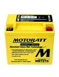 Battery Motobatt MBTZ7S 6,5Ah / 114x70x107mm