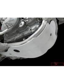 Sabot moteur ZETA MX Glide Plate Honda CRF 450 R 2009 à 2013