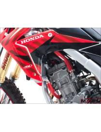 Kit durites de refroidissement DRC Honda CRF250R 04-09