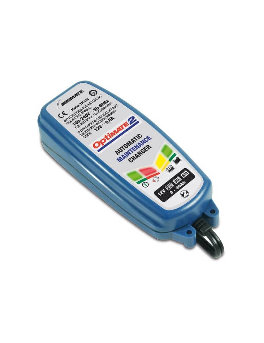 Chargeur de batterie Optimate 2 - 12V