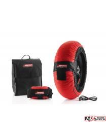 Tyres warmers Termorace Advanced (90°c)