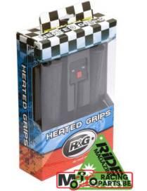 Poignées chauffante R&G Heated Grips (Guidon 22mm)