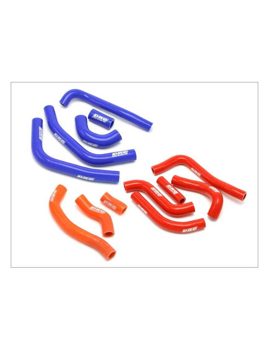 Kit radiator hose DRC for KTM 450/530EXCR 08-11
