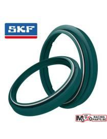 Joint spi de fourche racing SKF + cache poussière - Paioli 38x50x7,6/11