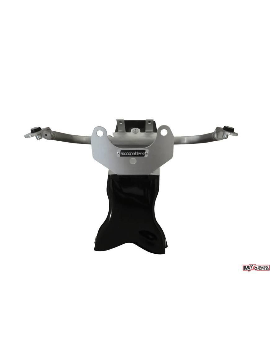 Fairings holder aluminium Motoholders Honda CBR 600 RR 07/12 + Airduct Polyester