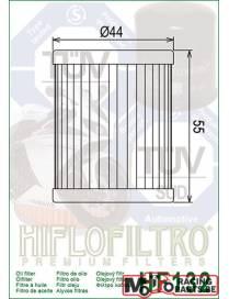 schéma filtre à huile Kawasaki KLX125