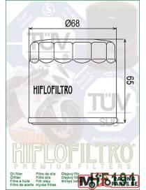 Map oil filter Triumph