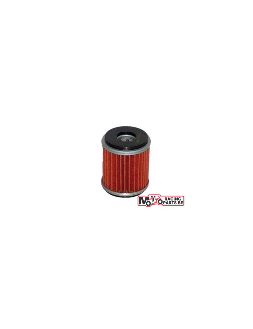 Schéma filtre à huile Yamaha WR250 / WR450 / YZF-R125