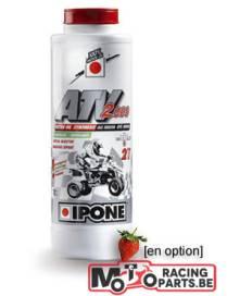 Huile moteur Ipone ATV 2000 Quad senteur fraise 1L